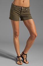Relaxed Cut off in Army Green Destroyed