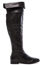 Victory Boot in Black