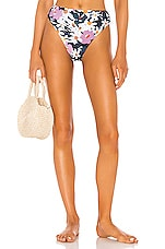 Stone Fox Swim Sumatra Bottom in Dream Bloom