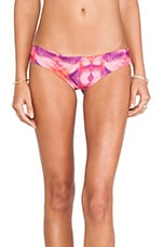 Stone Fox Swim Jessie Bottom in Pink Oasis