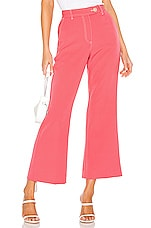 Stine Goya Bob Pants in Rose
