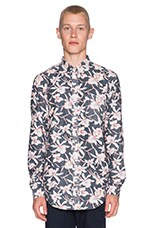 Shirt in Navy Floral