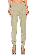 PANTALON PLEATED JOGGER