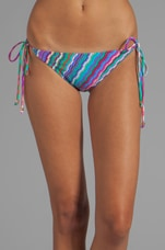 Bialik Print Beaded String Bottom in Multi