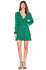 Show Me Your Mumu Phyllis Dress in Emerald