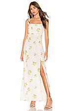 Show Me Your Mumu Bristol Dress in Sunny Side Floral