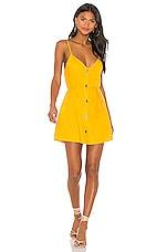 Show Me Your Mumu Remington Dress in Canary Yellow