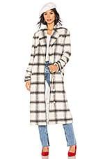 Show Me Your Mumu Hollis Jacket in Fletcher Plaid