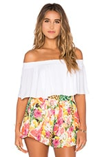 Bungalow Top en White Cloud