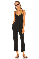 Shaycation x REVOLVE Gia Jumpsuit in Black