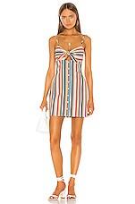 Shaycation x REVOLVE Elsie Mini Dress in Rainbow