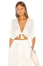 Shaycation x REVOLVE Callie Tee in White