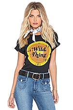 Sincerely Jules x REVOLVE Wild Thing Tee in Vintage Black