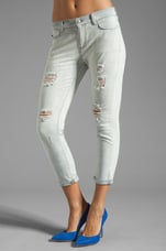 Kendra Slouchy Skinny in Who Cares
