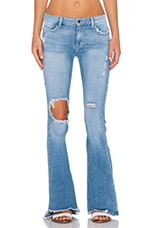JEAN FLARE TAILLE HAUTE JANIE