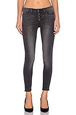 JEAN CROPPED AMBER