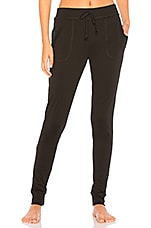 Skin Skinny Pant in Black