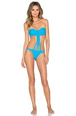 Banjo Swimsuit in Turquoise