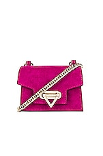 SALAR Bebe Soft Mini Bag in Bouganville