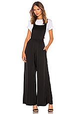 Selkie The Dream Dungarees in Caviar