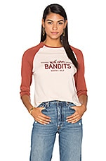 We are Bandits Tee in Soft Pink