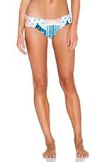 Drifter Sporty Bikini Bottom in Multi