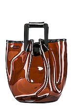Solid & Striped Cassie Tote in Brown