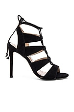 Sandalia Heel in Black