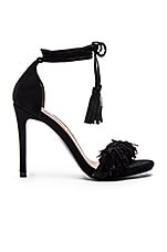 Sassey Heel in Black