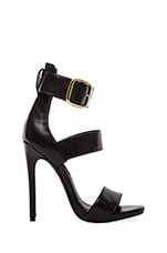 Misteri Heel in Black