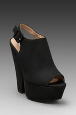 Gabby Clog in Black