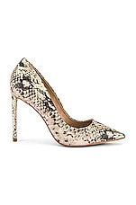 Steve Madden Vala Stiletto in Gold Snake