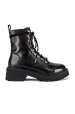 Steve Madden Tornado Boot in Black