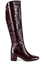Sigerson Morrison Paislee Boot in Rhum