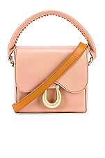 Sancia The Arabella Mini Crossbody in Blush