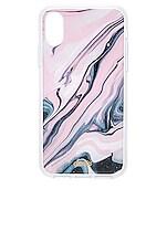 Sonix Blush Quartz Iphone XS/X Case in Pink