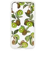 Sonix Kool Kiwi iPhone X/XS Case in Green