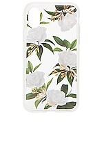 Sonix Petunia iPhone X/XS Case in White