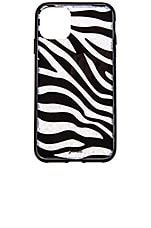 Sonix Zebra XS MAX Case in Black & White