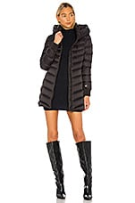 Soia & Kyo Alanis Puffer Jacket in Black