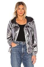 Soia & Kyo Carolee Jacket in Metallic