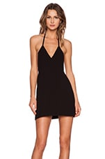 Michelle Mini Dress in Black