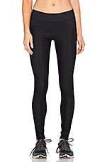 Facet Legging en Noir