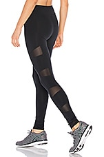 LEGGINGS STILETTO EN MESH