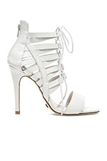 X SKIN SJP Heel in White