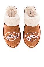 Soludos Offline Cozy Slipper in Tan