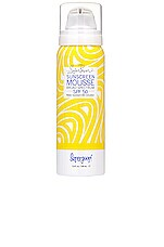 Supergoop! Super Power Sunscreen Mousse with Blue SeaKale SPF 50 3.4 fl oz