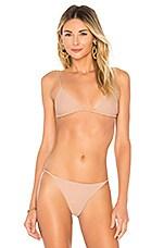 Storm Formentera Bikini Top in Nude