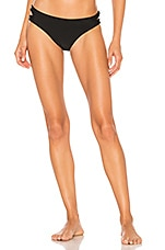 Storm Cottesloe Bikini Bottom in Black