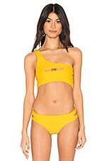 Storm Milos Bikini Top in Citrus